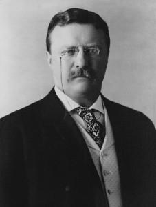 顔を見たら思い出す、キャラクターのたったルーズベルト大統領