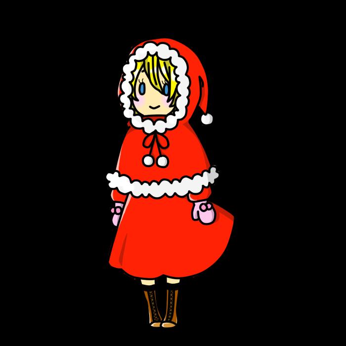 サンタ01
