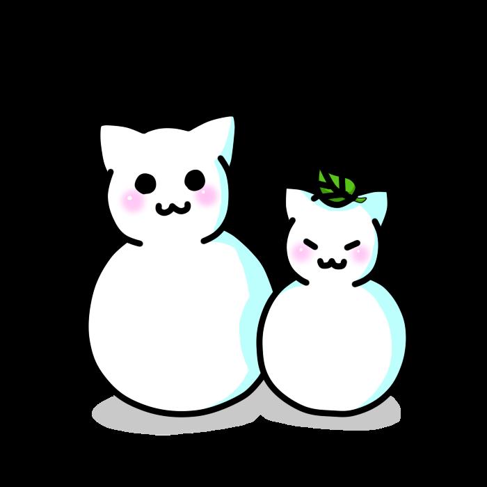 雪だるま05
