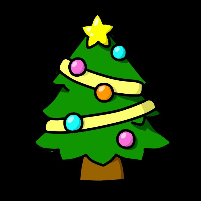 クリスマスツリー01