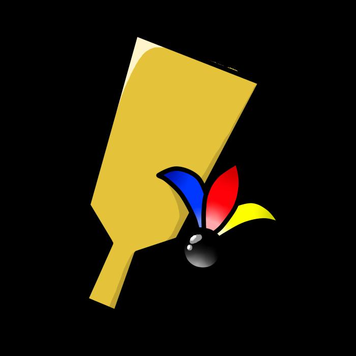 羽子板01