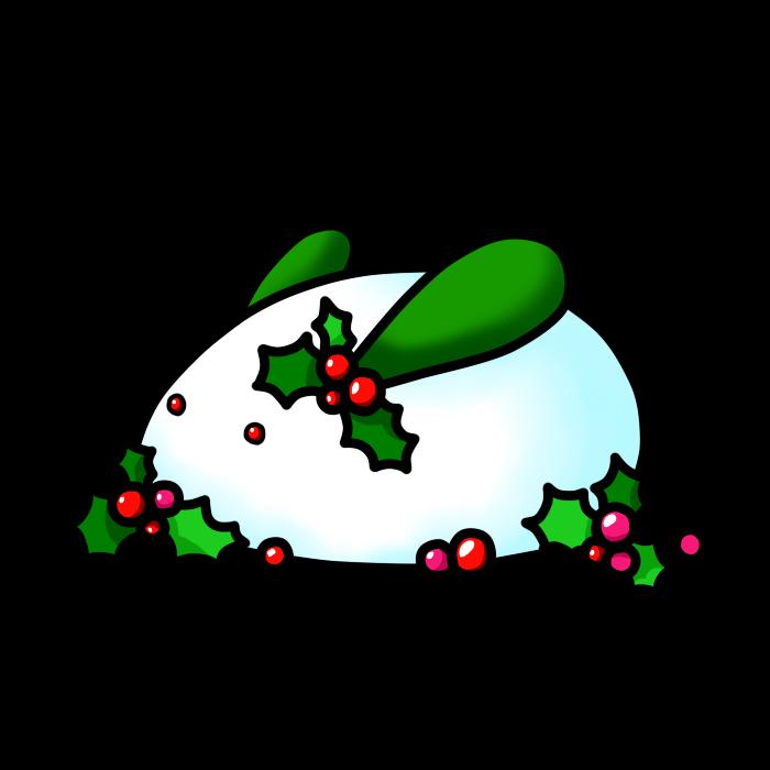 雪うさぎ09